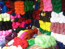 Yarn Tibet 1 royalty free stock images