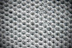 Yarn weave. Texture of yarn weave fabric royalty free stock photo