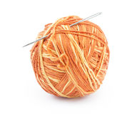 Yarns for knitting Stock Image