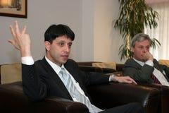 Yaron Ashkenazi. General manager of Centre Ville Apart Hotel Bucharest Stock Image