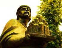 Yaroslav велемудрое Принц Kyiv Монарх столетия Kyiv Руси x Стоковое фото RF
