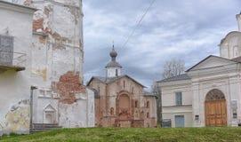 Yaroslav podwórze Obraz Stock