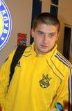 Yaroslav Rakytskiy of Ukraine Stock Photography