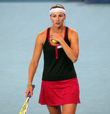 Yaroslava Shvedova (KAZ), tennis player Royalty Free Stock Images