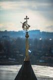 yaroslavl Εικόνα της αρχαίας ρωσικής πόλης, άποψη Στοκ Φωτογραφίες