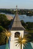 yaroslavl взгляд башни колокола Стоковые Изображения RF