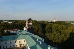 yaroslavl взгляд башни колокола Стоковое Изображение