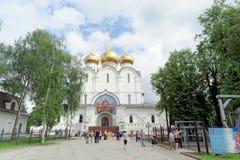 yaroslavl России - 3-ье июня 2016 1507 1533 предположений построили леты собора Стоковая Фотография RF