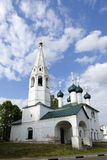 Yaroslavl church, Russia Royalty Free Stock Photo