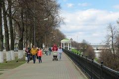 Yaroslavl cityscape Royalty Free Stock Photography