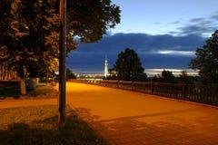 Yaroslavl noc Obraz Stock