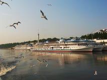 Yaroslavl, Volga Royalty Free Stock Photos