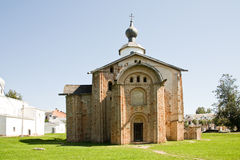Yaroslavovo Dvorishche. Age-old temples Stock Photos