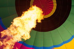 Yarra Dolinny latanie balonem Obraz Royalty Free