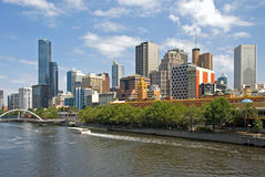 The Yarra River Stock Photos