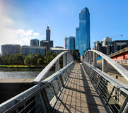 Yarra River, Melbourne Royalty Free Stock Photos