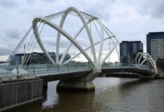 Yarra river, Melbourne Stock Image