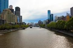 Yarra River Royalty Free Stock Image