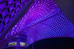 yas för Abu Dhabi hotellmarina Fotografering för Bildbyråer