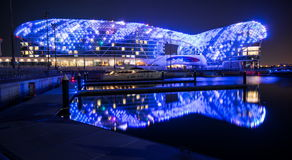 The Yas Hotel Stock Photography