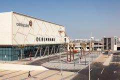 Yas Mall, Abu Dhabi Stock Image