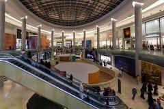 Yas-Mall in Abu Dhabi, UAE Stockfotografie