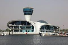 Yas Marina in Abu Dhabi Royalty Free Stock Photography