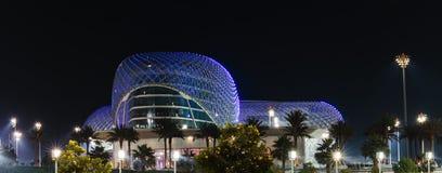 Yas Marina Grand Prix Circuit foto de archivo