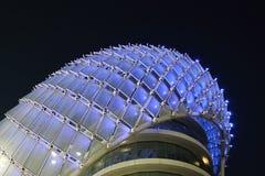 Yas Marina Hotel Royalty Free Stock Image