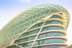 Yas Viceroy Abu Dhabi Stock Photography