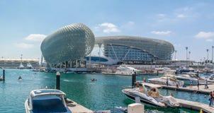Yas Viceroy Hotel and Yas Marina Circuit, Abu Dhabi