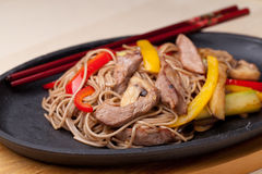 Yasai Soba Stock Photography