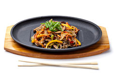 Yasai Soba Royalty Free Stock Images