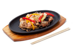 Yasai Soba Royalty Free Stock Image