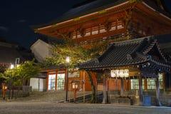 Yasaka寺庙 免版税图库摄影