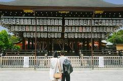 Yasaka świątynia Zdjęcia Stock