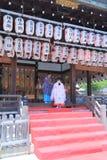 Yasaka świątynia Kyoto Japonia Zdjęcia Stock
