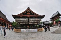Yasaka Gion Shrine Royalty Free Stock Image