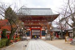 Yasaka Jinja a Kyoto, Giappone Immagine Stock Libera da Diritti