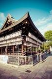 Yasaka Jinja in Kyoto in Japan Stock Photography