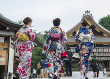 Yasaka Shrine Royalty Free Stock Photos