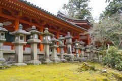 Yasaka shrine in Kyoto, Japan Royalty Free Stock Images
