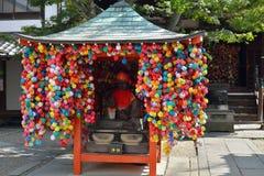 Yasakakoshindo tempel Royaltyfri Bild
