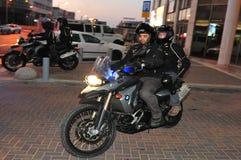 Yasam -以色列警察特别巡逻单位 免版税库存照片