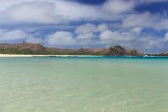 Yasawa Island. Fiji. Photo taken in oct, 2014 royalty free stock photo