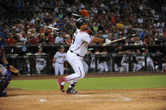 Yasmany Tomas. Arizona Diamondbacks OF Yasmany Tomas.  (Image taken from color slide Stock Images