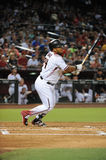 Yasmany Tomas. Arizona Diamondbacks outfielder Yasmany Tomas.  (August 15, 2016 Stock Photo