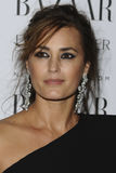 Yasmin Le Bon. Arriving for the Harpers Bazaar Women of the Year Awards 2011 at Claridges, London. 07/11/2011 Picture by: Steve Vas / Featureflash Stock Photography
