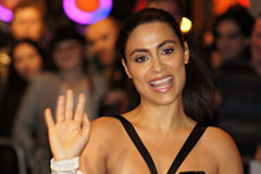 Yasmine Elmasri At The Miral Premiere Royalty Free Stock Photos