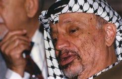Yasser Arafat zdjęcia royalty free